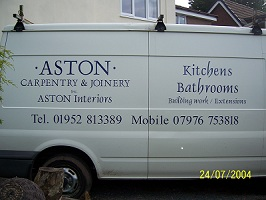 Aston Carpentry & Joinery  logo