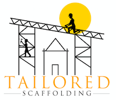 Tailored scaffolding  logo