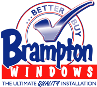 Brampton Windows  logo