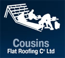 Cousins Flat Roofing  logo