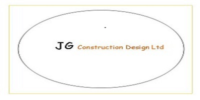 JG Construction Design Ltd  logo
