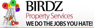 Birdz Property Services Ltd  logo