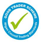 The Good Trader Scheme, Wigan_logo
