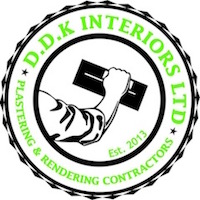 DDK Interiors ltd  logo