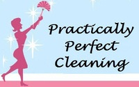 Practically Perfect Cleaning  logo