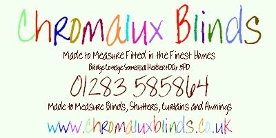 Chromalux Blinds  logo