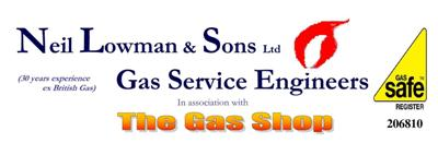 Neil Lowman & Sons Ltd  logo