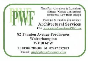 PWF Architectural Services  logo